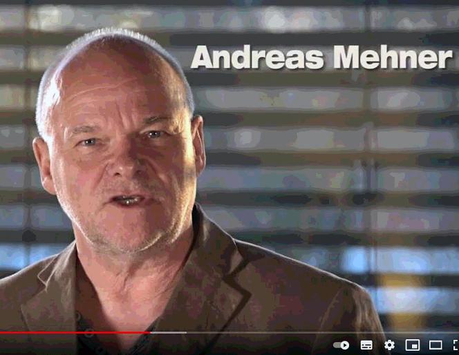 Screenshot aus dem Video: Andreas Mehner stellt sich vor