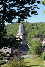 Ev. Kirche Neuweilnau (Foto: JM Meier)