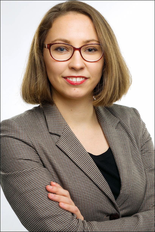 Pfarrerin Tabea Kraaz