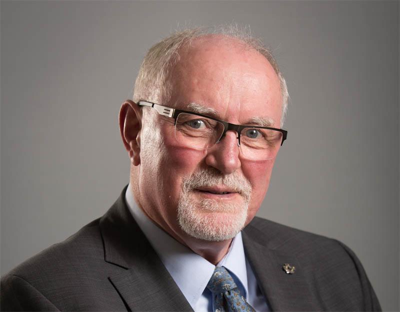 Dr. Ulrich Oelschläger, Präses der Synode der EKHN