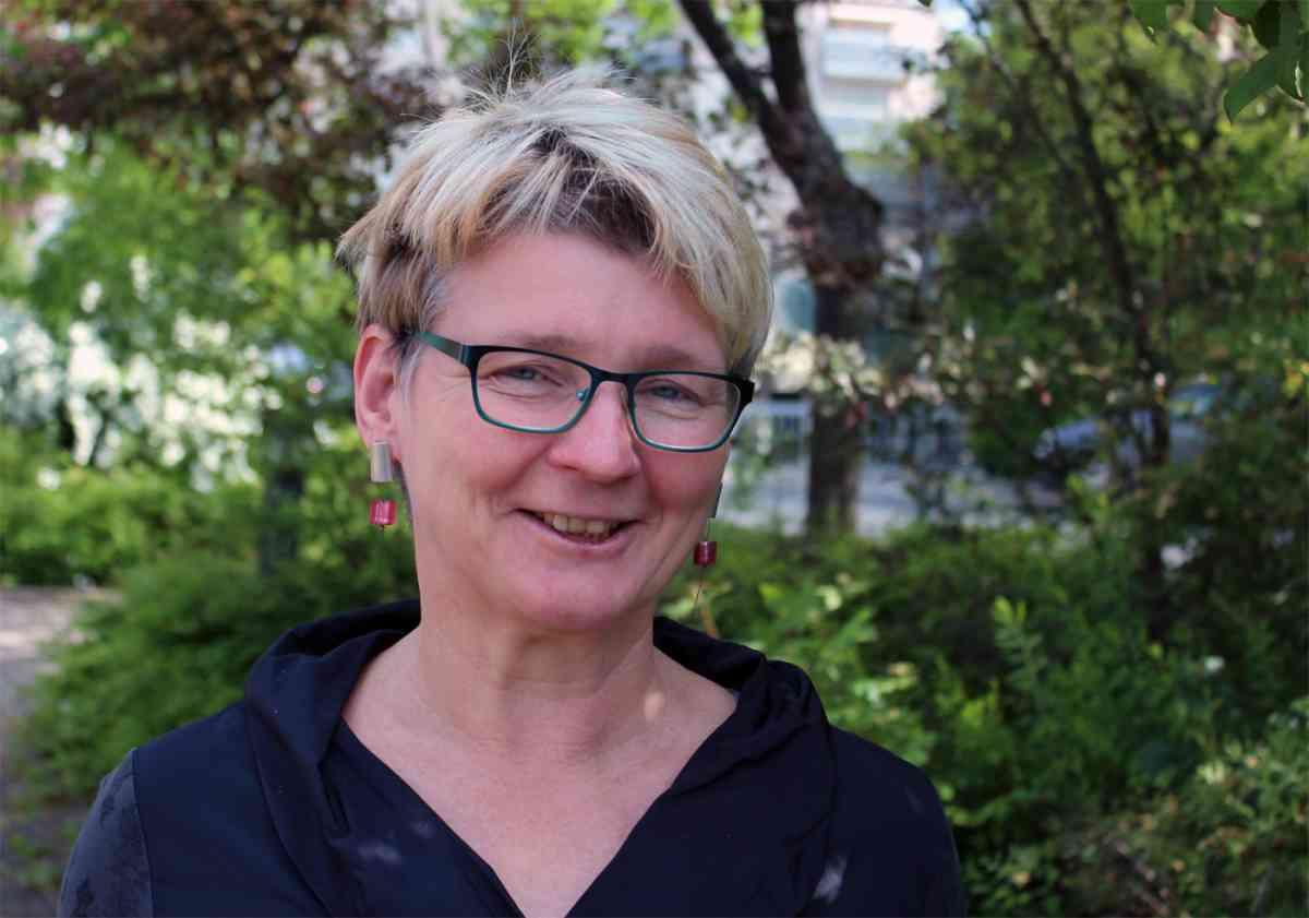 Ursula Trippel (Foto: JM Meier)