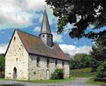 Kirche aus Lollar, Foto S. Rieber